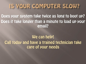 Is your computer slow?